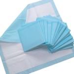 Medical grade puppy pads